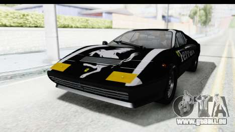 Ferrari 512 GT4 BB 1976 pour GTA San Andreas salon