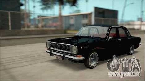GAS-24 Nobles für GTA San Andreas