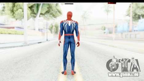 Spider-Man Insomniac v2 für GTA San Andreas dritten Screenshot
