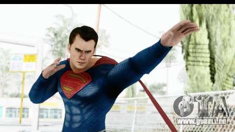 Injustice God Among Us - Superman BVS für GTA San Andreas