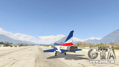 GTA 5 J-10A SY Aerobatic Team dritten Screenshot