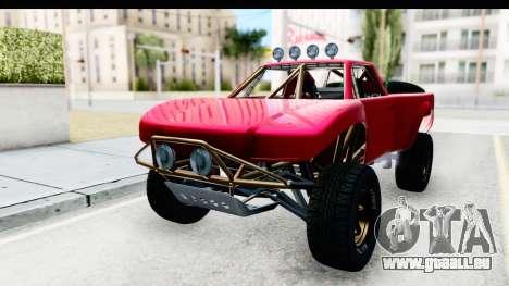 GTA 5 Trophy Truck SA Lights pour GTA San Andreas