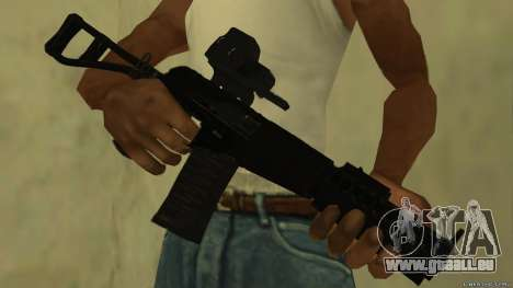 As-VAL Payday 2 pour GTA San Andreas