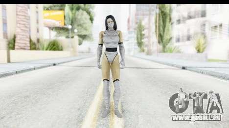 Khameleon MK2 pour GTA San Andreas deuxième écran