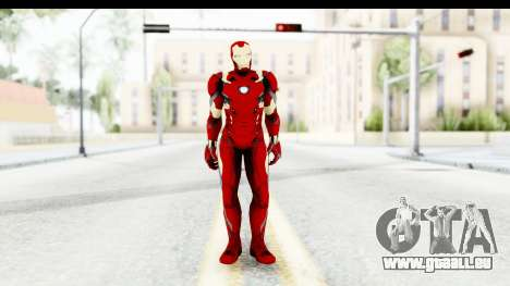Marvel Heroes - Ironman Mk46 für GTA San Andreas zweiten Screenshot