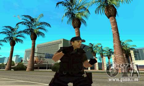 Trainer SWAT für GTA San Andreas fünften Screenshot
