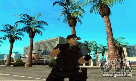 Trainer SWAT für GTA San Andreas fünften Screenshot