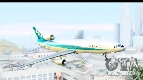 Lockheed L-1011-100 TriStar All Nippon Airways für GTA San Andreas