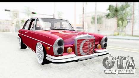 Mercedes-Benz 300SEL für GTA San Andreas