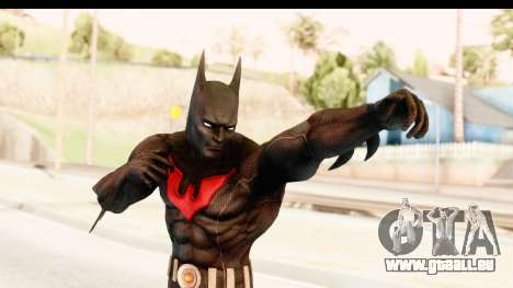 Batman Arkham City Batman Beyond pour GTA San Andreas