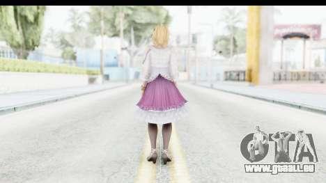 Tina Mashup from Dead Or Alive 5 für GTA San Andreas dritten Screenshot