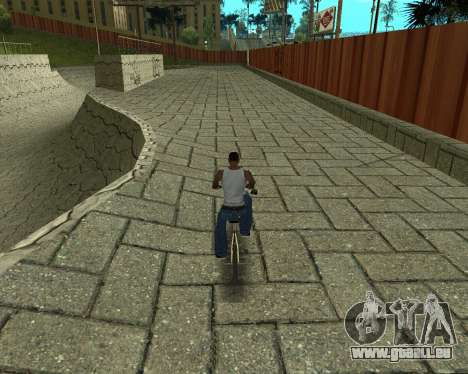 New HD Glen Park für GTA San Andreas fünften Screenshot