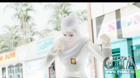 Muslim Girl für GTA San Andreas