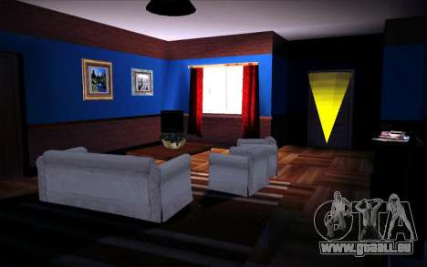New CJ House pour GTA San Andreas