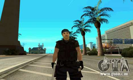 Trainer SWAT für GTA San Andreas her Screenshot