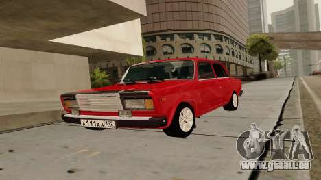 rus_racer ENB v1.0 für GTA San Andreas dritten Screenshot