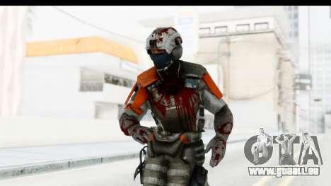 Homefront The Revolution - KPA v4 Dead für GTA San Andreas