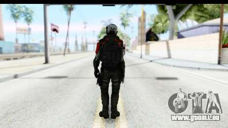Homefront The Revolution - KPA v1 Original pour GTA San Andreas troisième écran