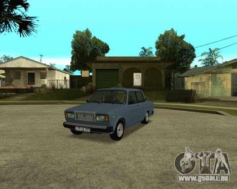 VAZ 2107 Armenian für GTA San Andreas