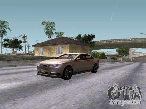 GTA 5 Ubermacht Oracle II pour GTA San Andreas