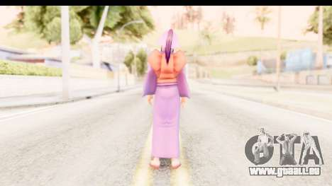 Kamiya v3 pour GTA San Andreas troisième écran