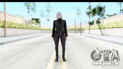 GTA 5 Ill Gotten-Gains DLC Female Skin für GTA San Andreas zweiten Screenshot