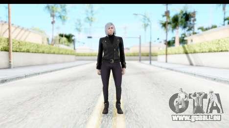 GTA 5 Ill Gotten-Gains DLC Female Skin pour GTA San Andreas deuxième écran
