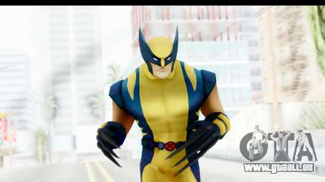 Marvel Heroes - Wolverine Modern pour GTA San Andreas