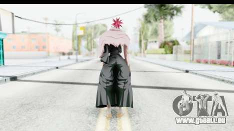 Bleach - Renji B pour GTA San Andreas troisième écran