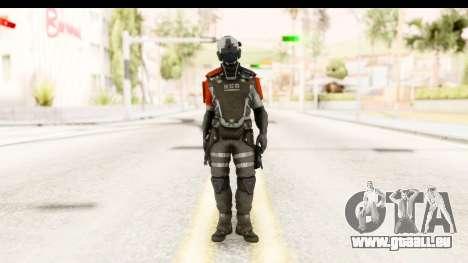 Homefront The Revolution - KPA v5 Original pour GTA San Andreas deuxième écran
