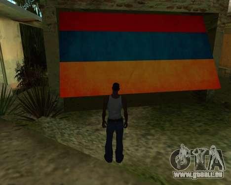 Garage CJ Armenischen für GTA San Andreas zweiten Screenshot
