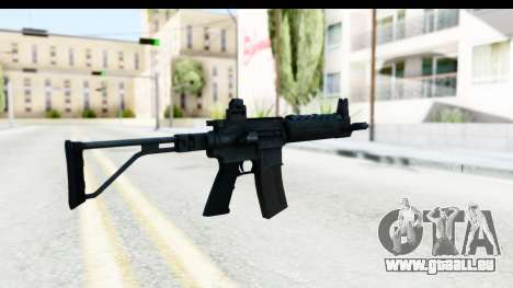 LR-300 pour GTA San Andreas deuxième écran