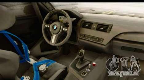 BMW M235i Coupe pour GTA San Andreas vue intérieure