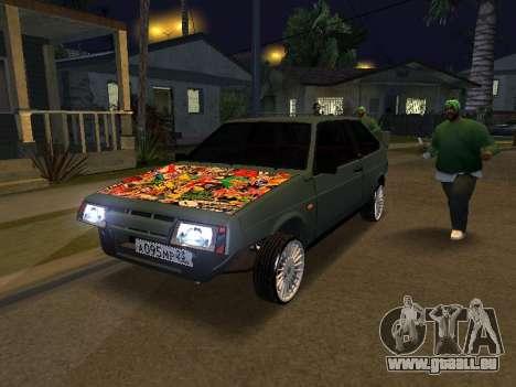 VAZ 2108 für GTA San Andreas