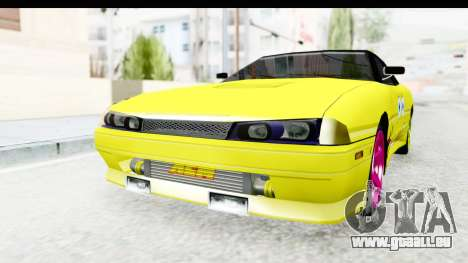 Elegy SpongeBob Version pour GTA San Andreas