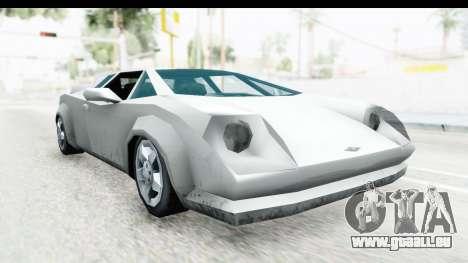 VCS Infernus pour GTA San Andreas