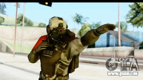 Homefront The Revolution - KPA v1 Original pour GTA San Andreas