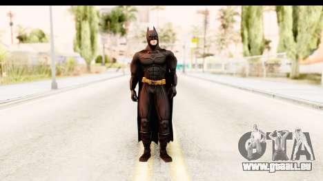 Batman Begins pour GTA San Andreas deuxième écran