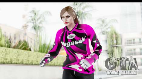 GTA 5 Online Cunning Stunts Skin 3 pour GTA San Andreas
