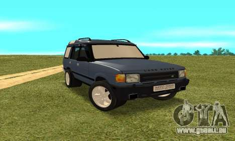 Land Rover Discovery 2B pour GTA San Andreas