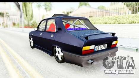Dacia 1310 Berlina Tunata v2 pour GTA San Andreas laissé vue
