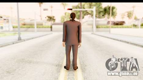 Yakuza 0 Goro Majima pour GTA San Andreas troisième écran
