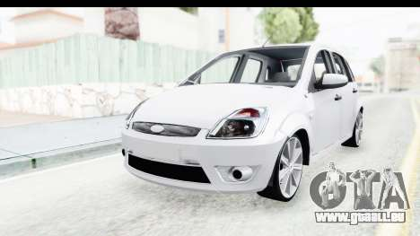 Ford Fiesta 2004 für GTA San Andreas