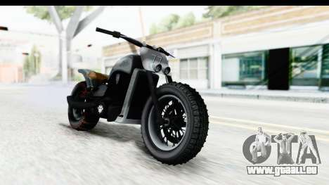 GTA 5 Western Gargoyle Custom v2 für GTA San Andreas