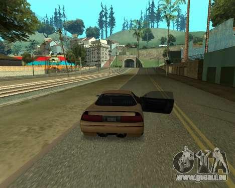 Armenian Jeferson pour GTA San Andreas sixième écran