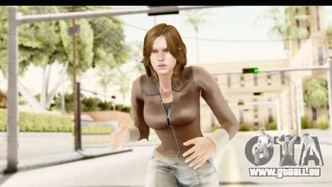 Helena Casual Skin für GTA San Andreas