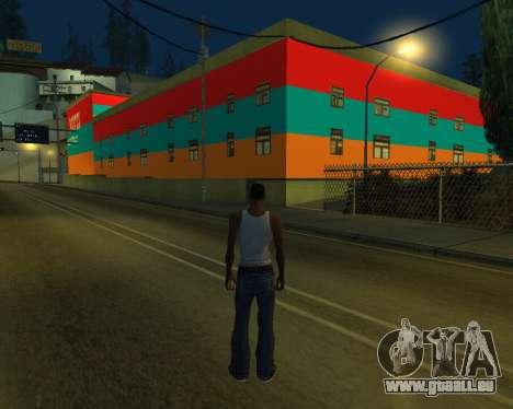 Armenian Jeferson pour GTA San Andreas