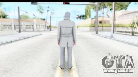 GTA 5 Ill Gotten-Gains DLC Male Skin pour GTA San Andreas troisième écran