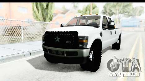 Ford F-350 Power Stroke pour GTA San Andreas