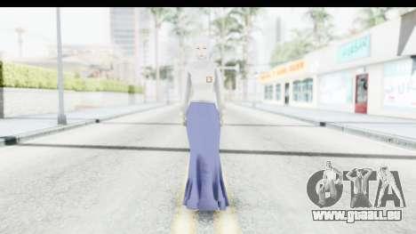 Muslim Girl pour GTA San Andreas deuxième écran